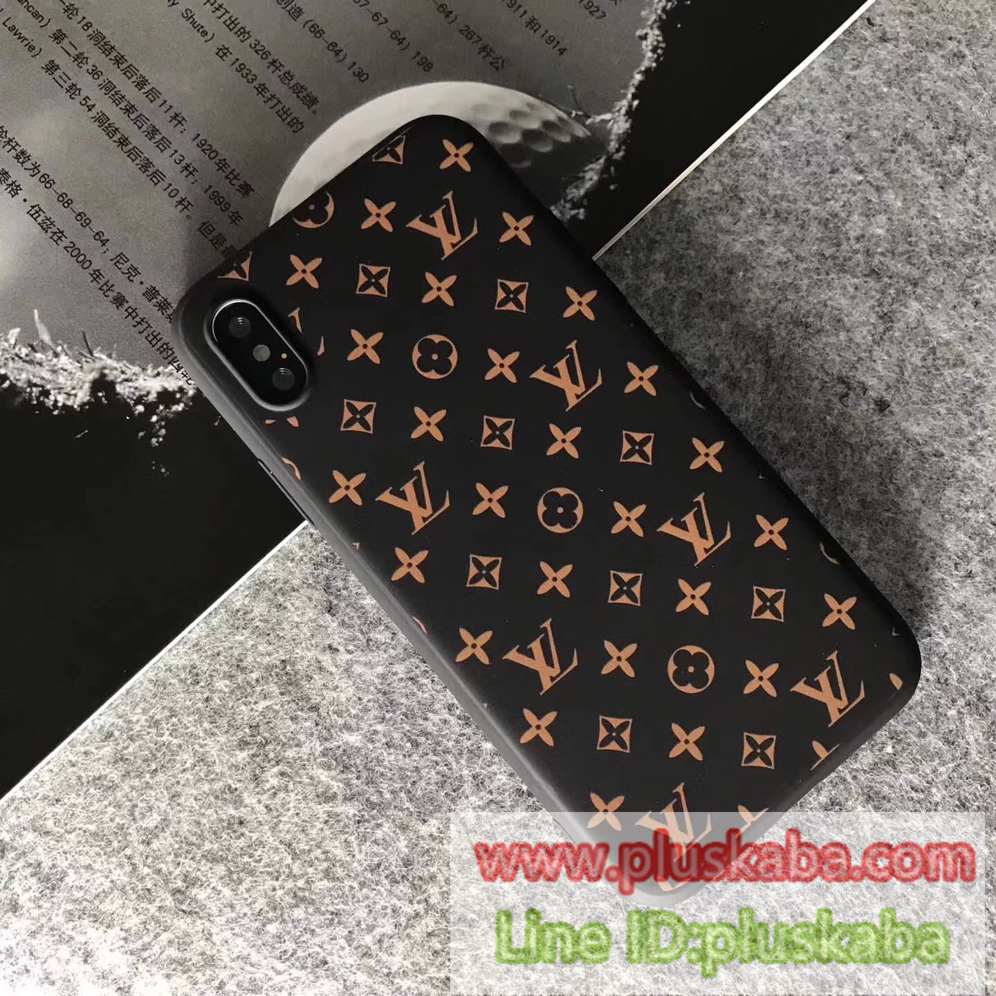 iphone xs max ケース 薄い LV louis vuitton