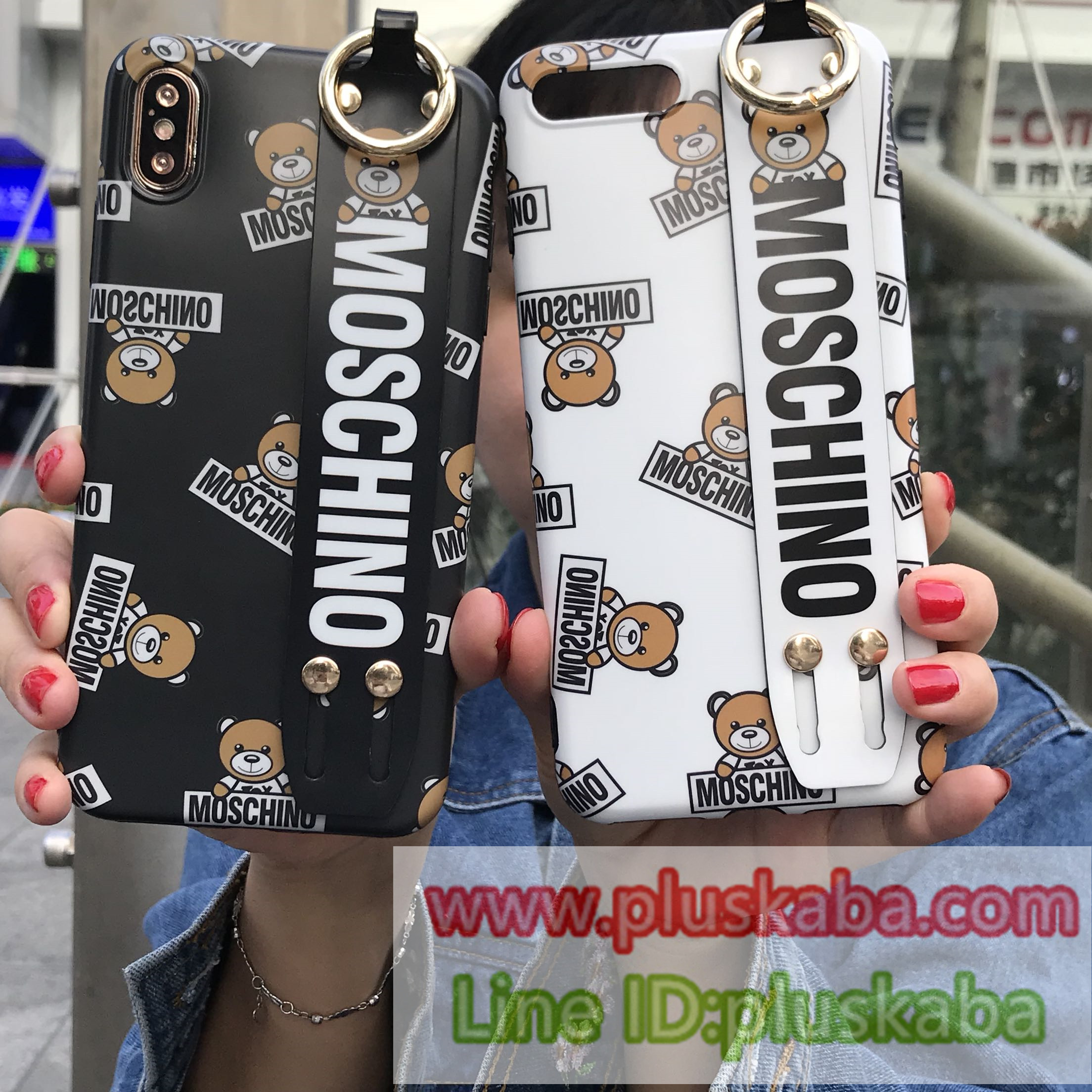 MOSCHINO iPhone Xs/Xs Max/Xr ケースクマ 熊 モスキーノ