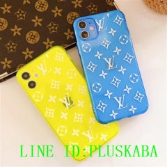 ルイ・ヴィトン LOUIS VUITTON iphone11Pro Max/11Pro/11、iphonexs max/xr/xs iPhoneシリーズ ブランド商品 iphone11Pro Max/11Pro/11、iphonexs max/xr/xs LV クリア 透明 シンプル iPhoneケ